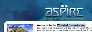 World of Cisco Aspire