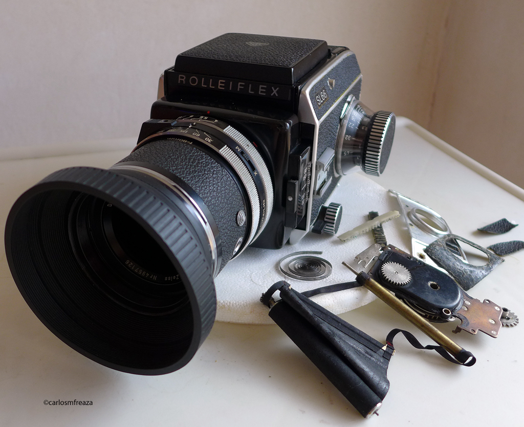 10fff1f300e Itar photography  MY REPAIRED ROLLEIFLEX SL66