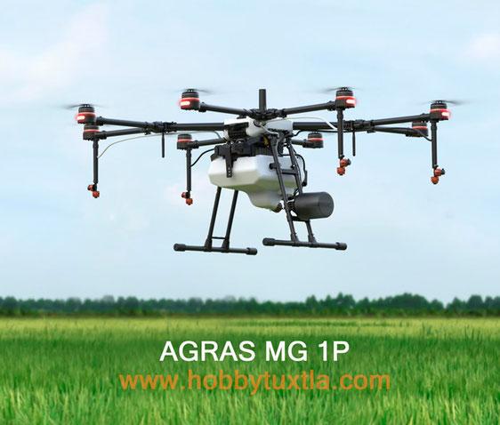 Drones para la Agricultura y un Desarrollo Sustentable en México