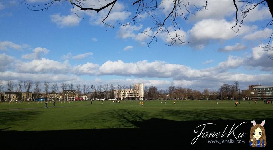 UK, Cambridge: Day 2 Roundup - Cambridge
