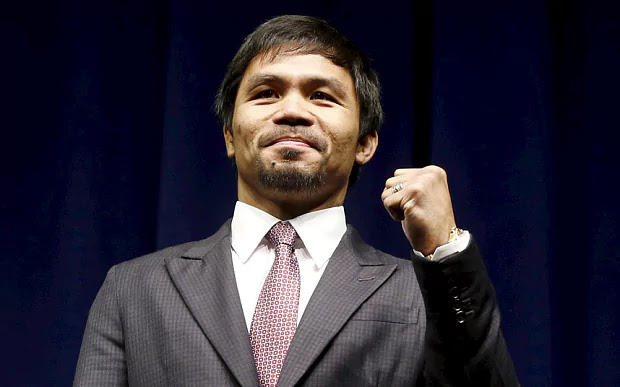 "Pacquiao Challenges Drilon To A 3 Round Fight ""If You Survive 3 Rounds, I'll Answer Your Question"" Find Out Why!"