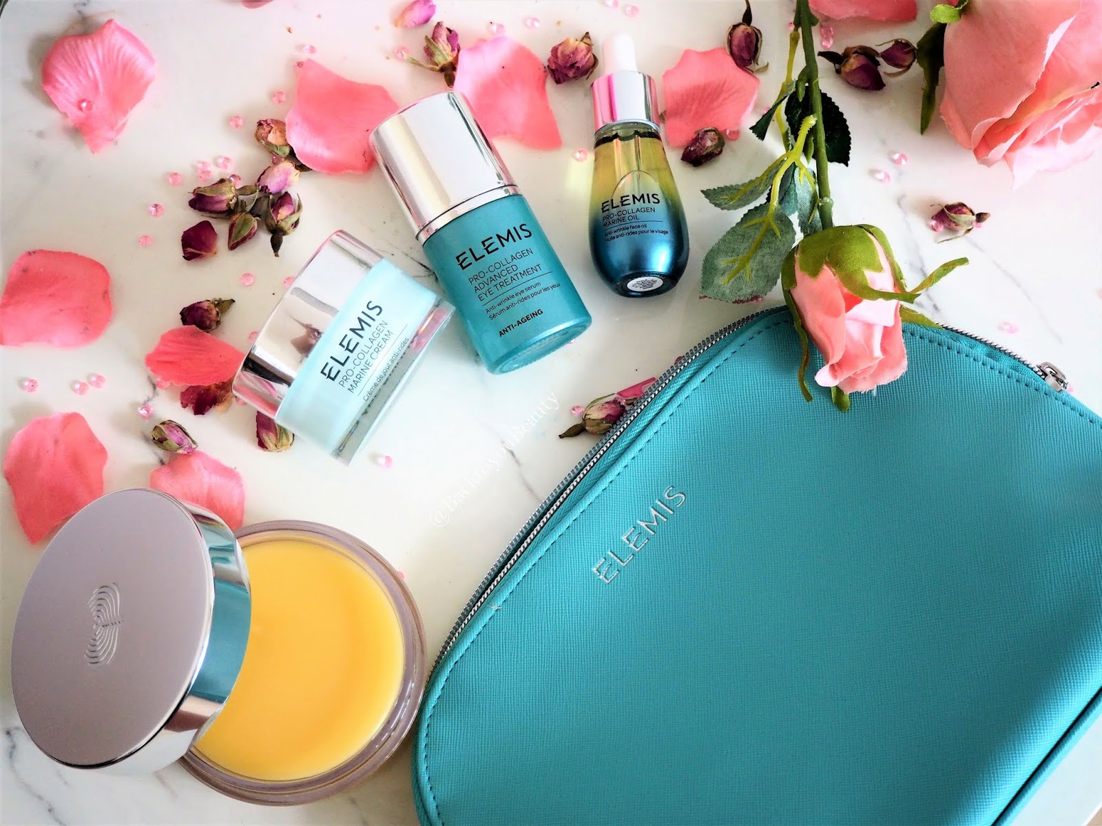 Elemis July Pro-Collagen Anti Ageing Heroes Collection Tsv