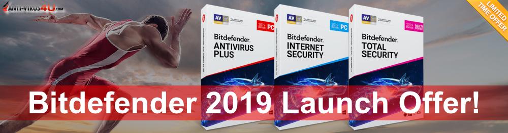 Bitdefender coupon code 2019