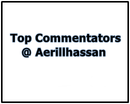 Top Commentators July 2018