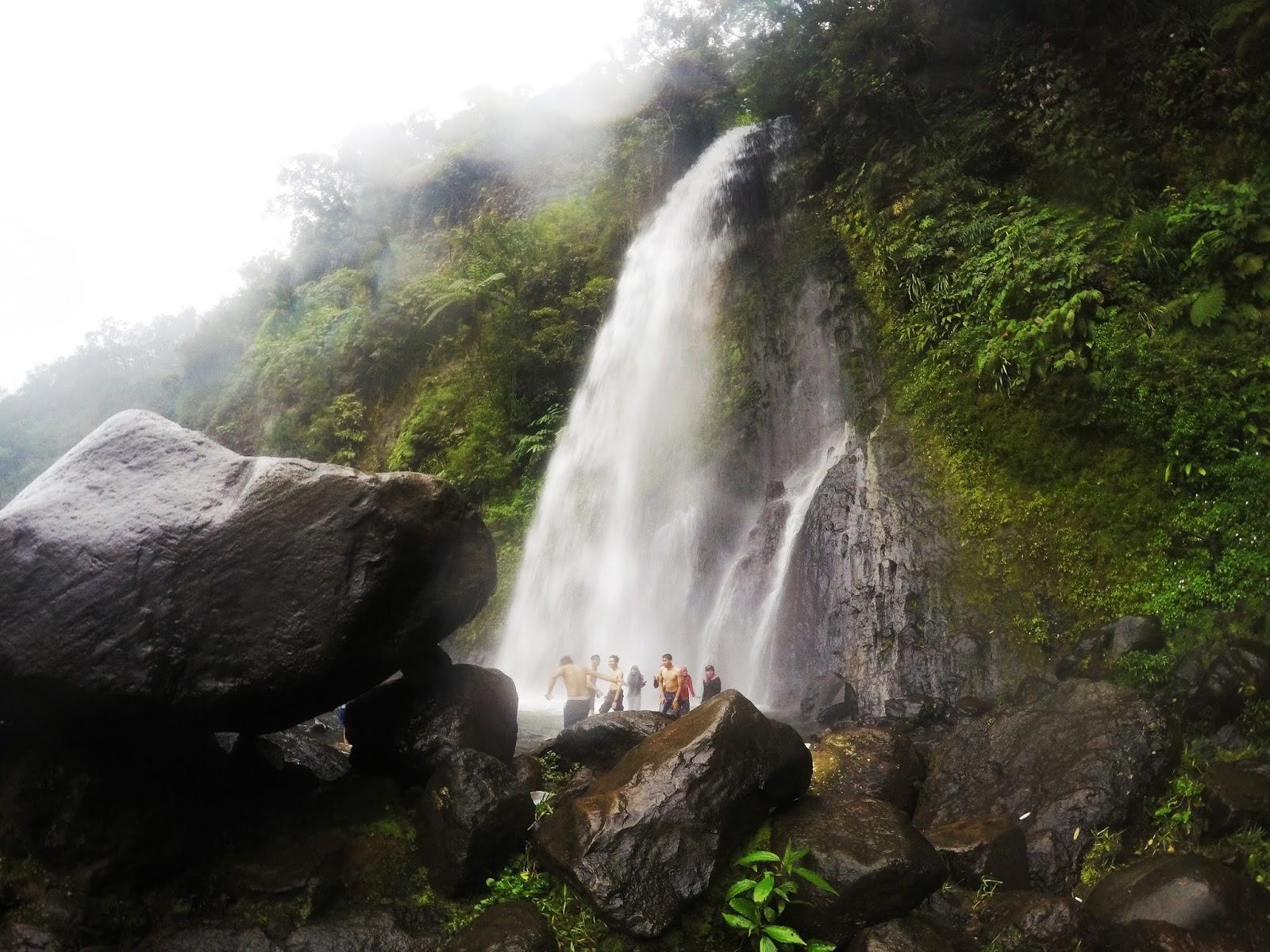 Air Terjun Gunung Gede