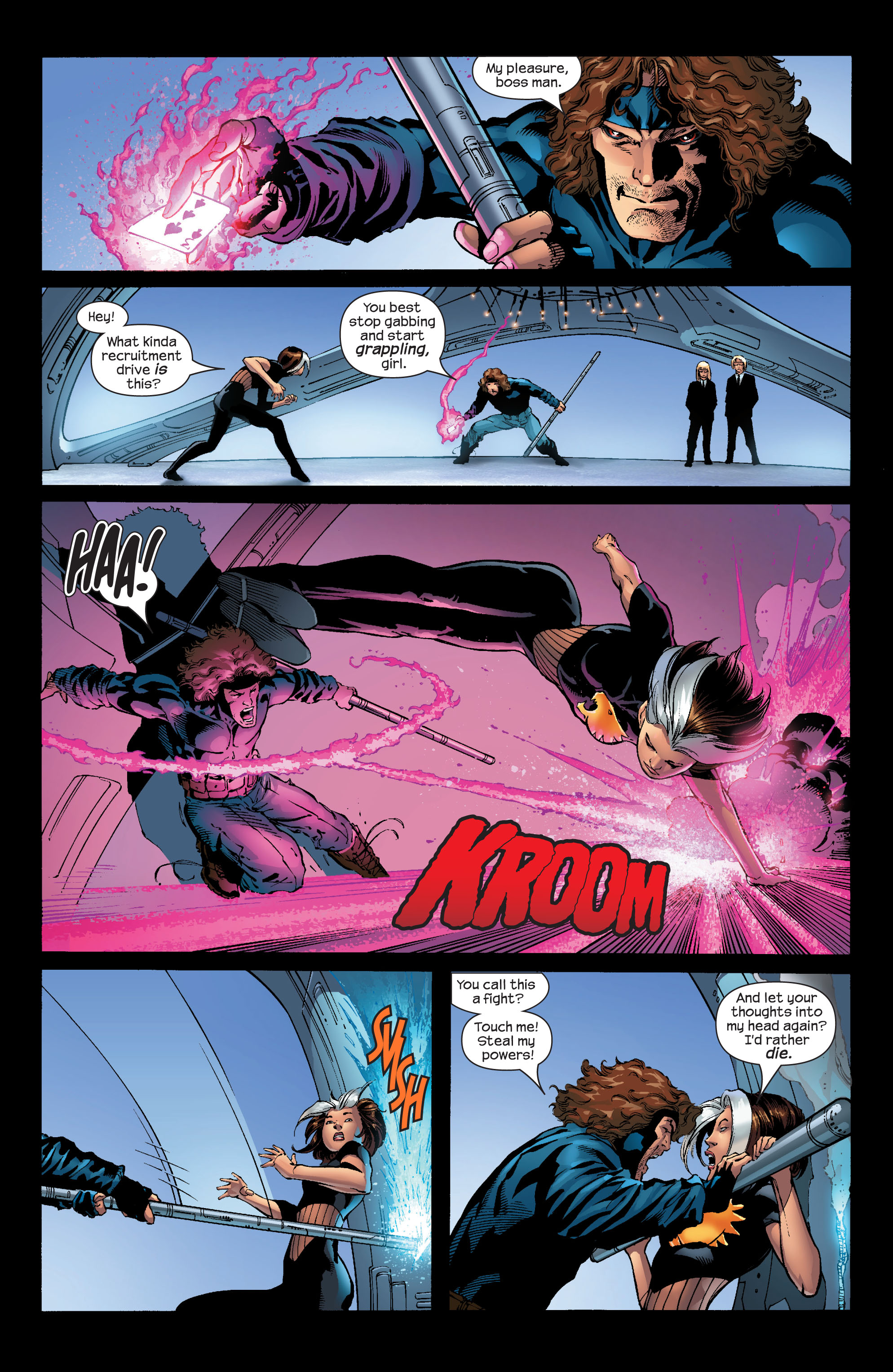 Read online Ultimate X-Men comic -  Issue #52 - 9