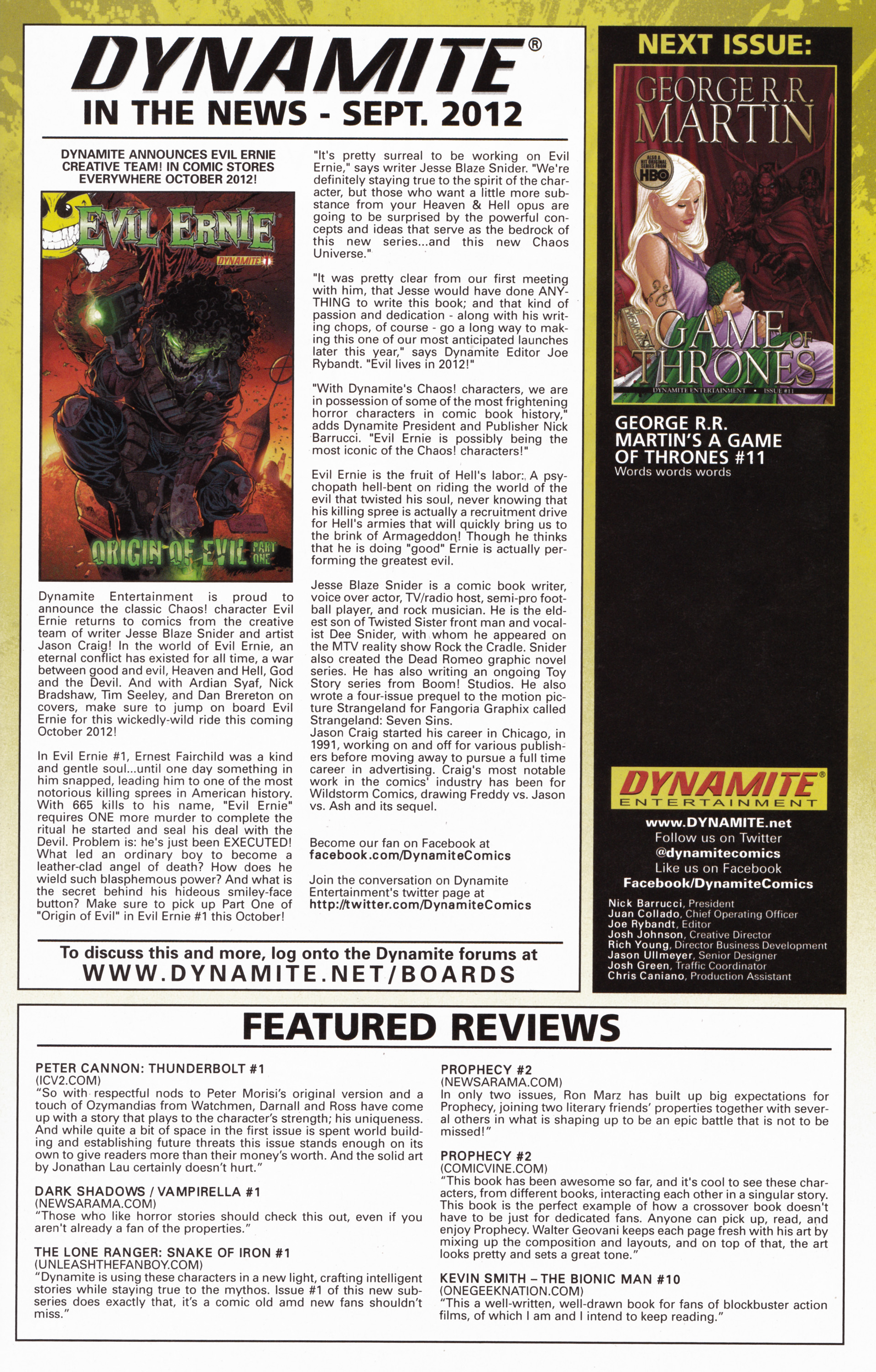 Read online A Game Of Thrones comic -  Issue #10 - 33