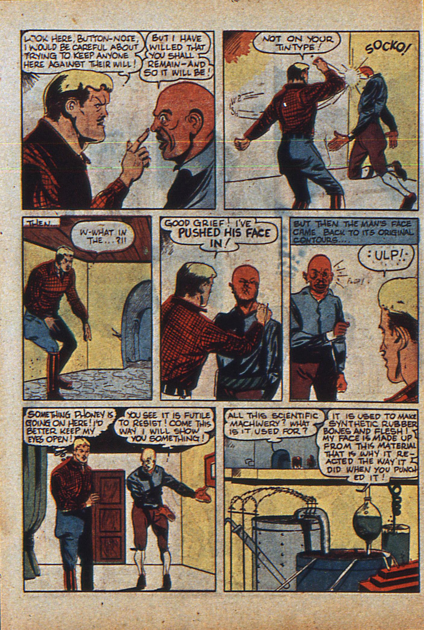 Read online Action Comics (1938) comic -  Issue #23 - 41