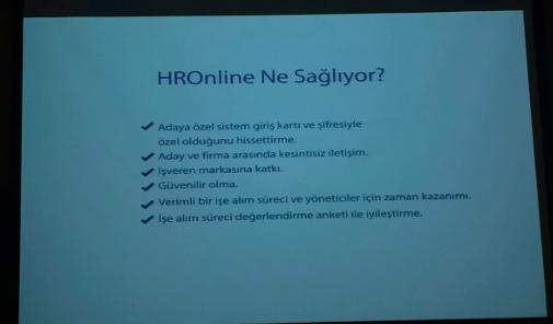 Bir Zirvenin Ardindan - #HRTech2015 (2/4)
