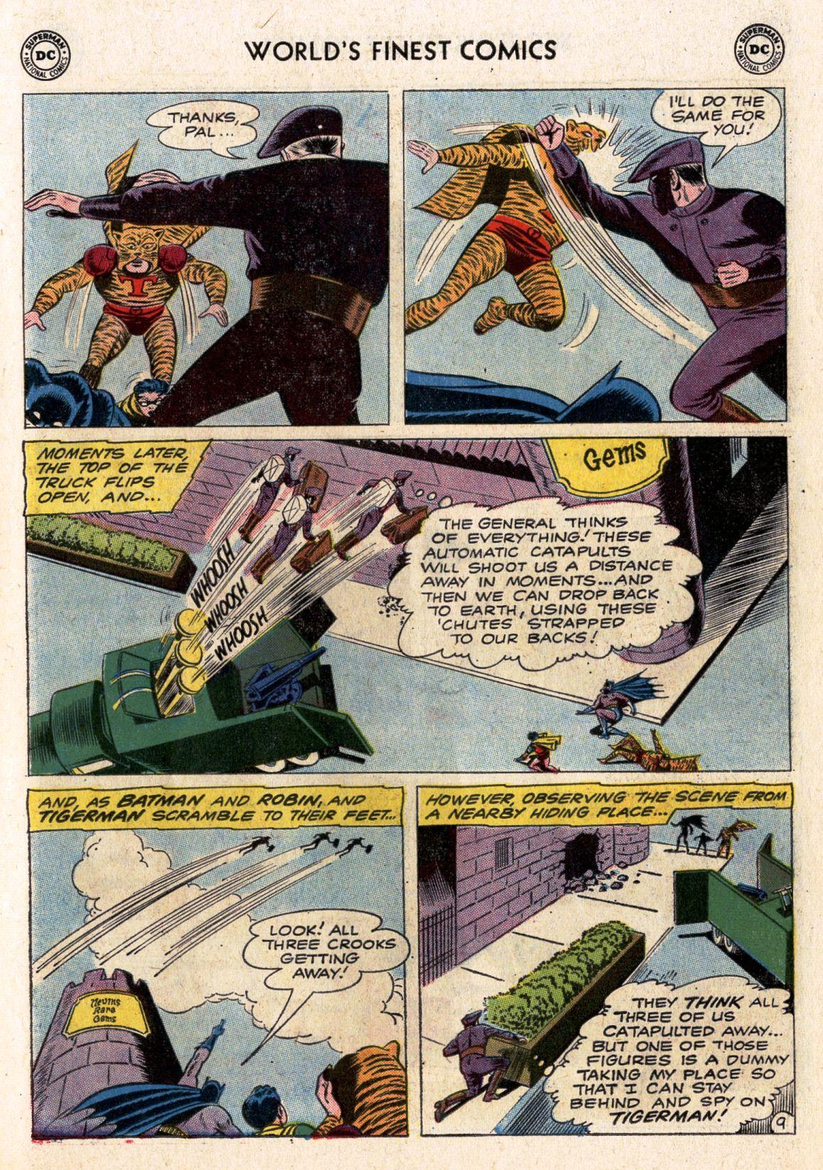Read online World's Finest Comics comic -  Issue #119 - 11