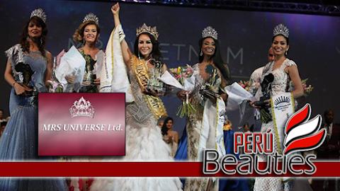 Vietnam es Mrs. Universe 2017