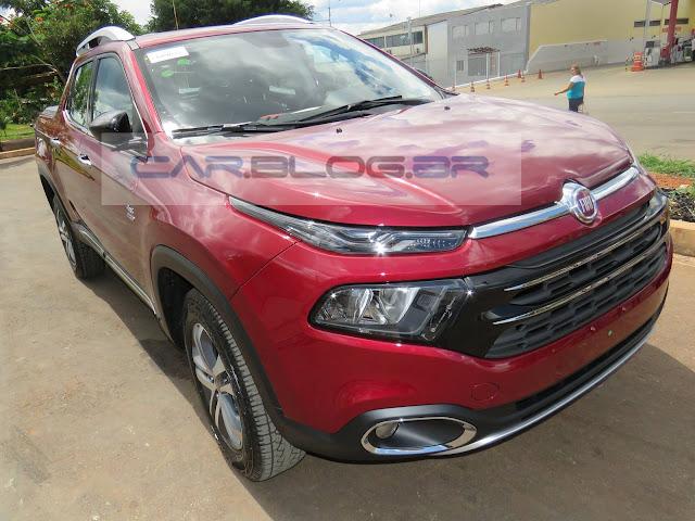 Fiat Toro Volcano 2.0 Turbo Diesel