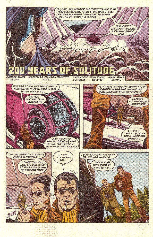 Read online Secret Origins (1986) comic -  Issue #33 - 32