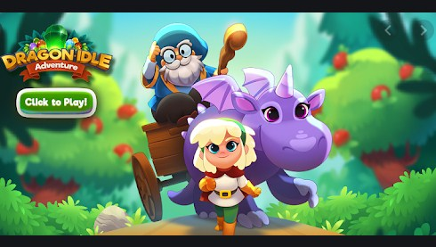 Dragon idle adventure Apk Free on Android Game Download