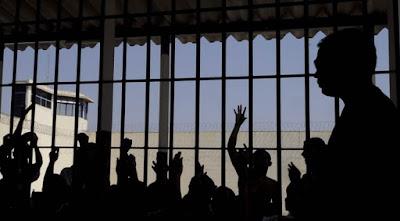 Justiça determina transferência de presos condenados  de Jandaia do Sul