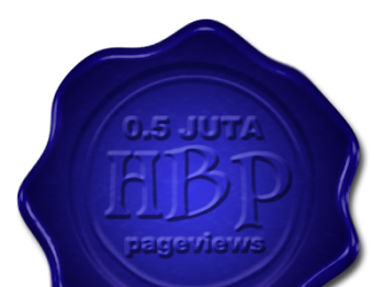 Keputusan Contest Countdown 0.5 Juta Pageviews