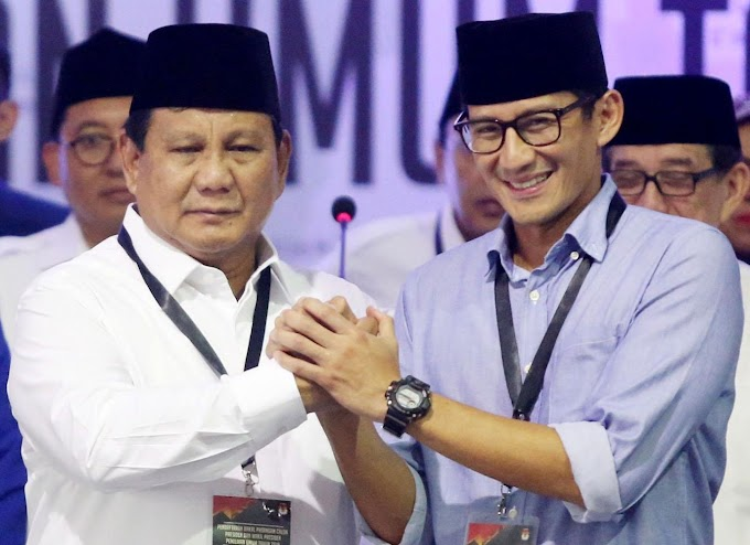Koalisi Adil Makmur Untuk Rakyat Indonesia