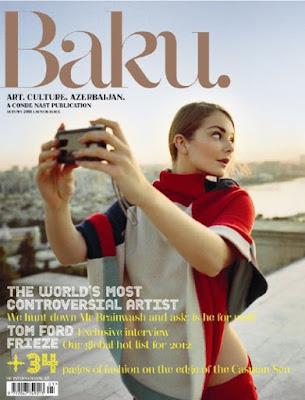 rivista Baku