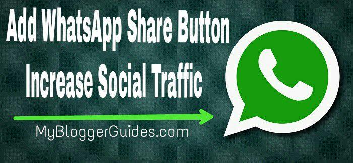 WhatsApp Share Button, WhatsApp Custom Button