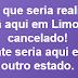 Aniversário Surpresa de Limoeiro é cancelado sem que nem por quê.