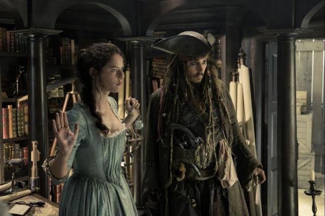 Piratas del Caribe podría no tener más lanzamientos y ser cancelada