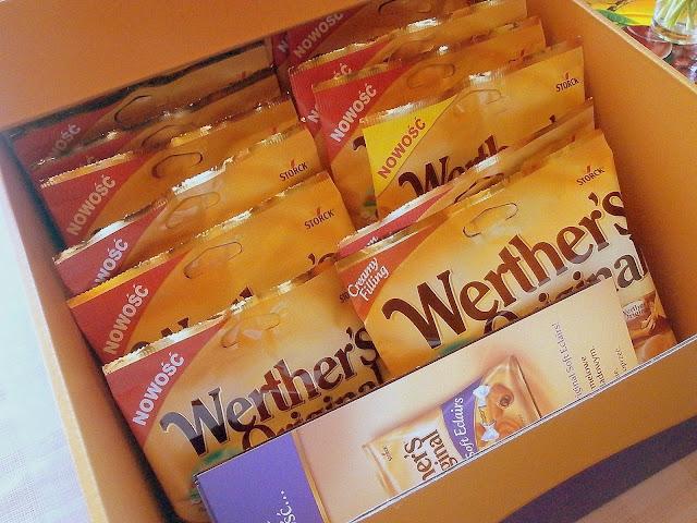 Kampania Werther's Original Soft Eclairs