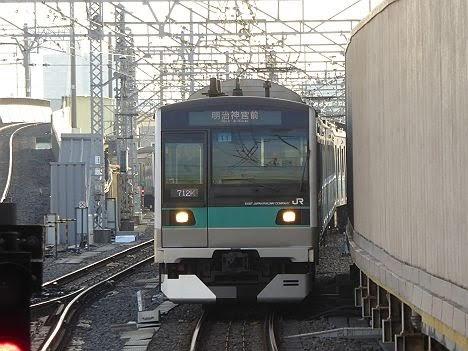 【ダイヤ改正のROM更新で消滅】K運用E233系の明治神宮前行き