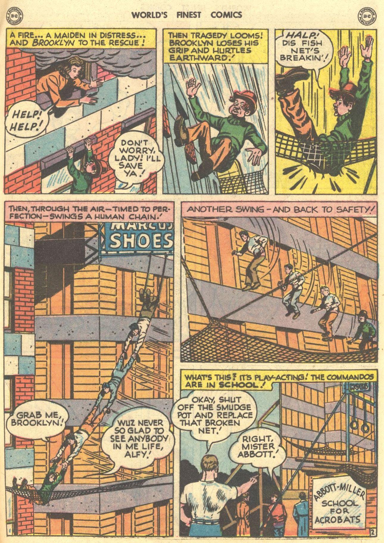 Read online World's Finest Comics comic -  Issue #28 - 30