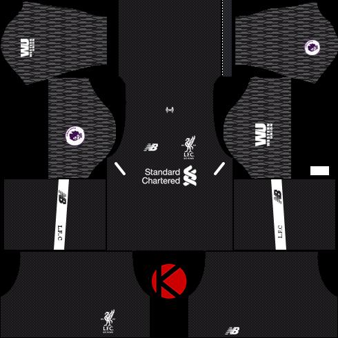 f8be04f28 Liverpool Kits 2017 18 - Dream League Soccer 2017 - Kuchalana