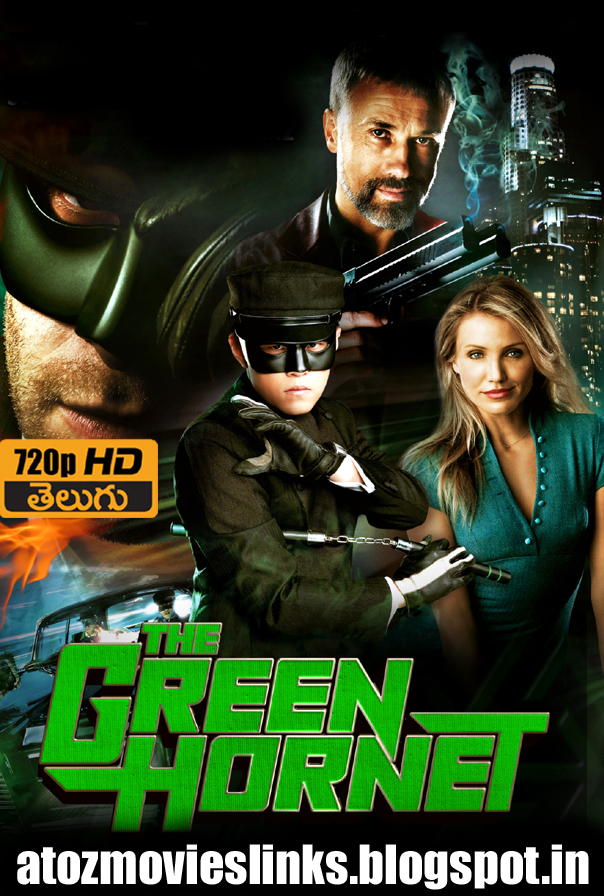 The Green Hornet (2011) 720p Telugu,Tamil,Hindi,English ...