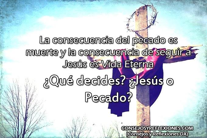 Consecuencia del pecado (Devocional Cristiano Jue 9)