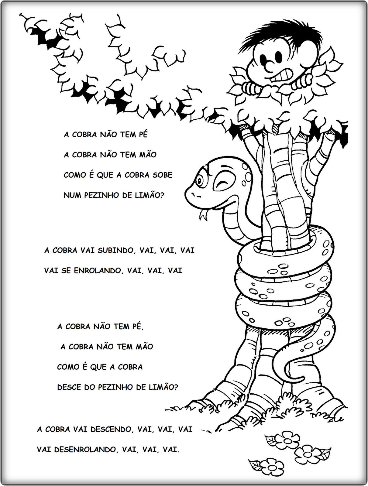 Professora Leila: Cantigas de Roda na Ed. Infantil