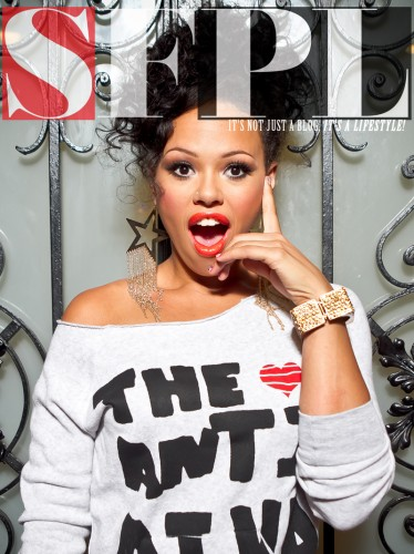 MAGAZINE SCOOP: ELLE VARNER FOR DIGITAL COVER OF STUFF FLY PEOPLE LIKE