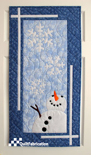 Let It Snow Wall Hanging