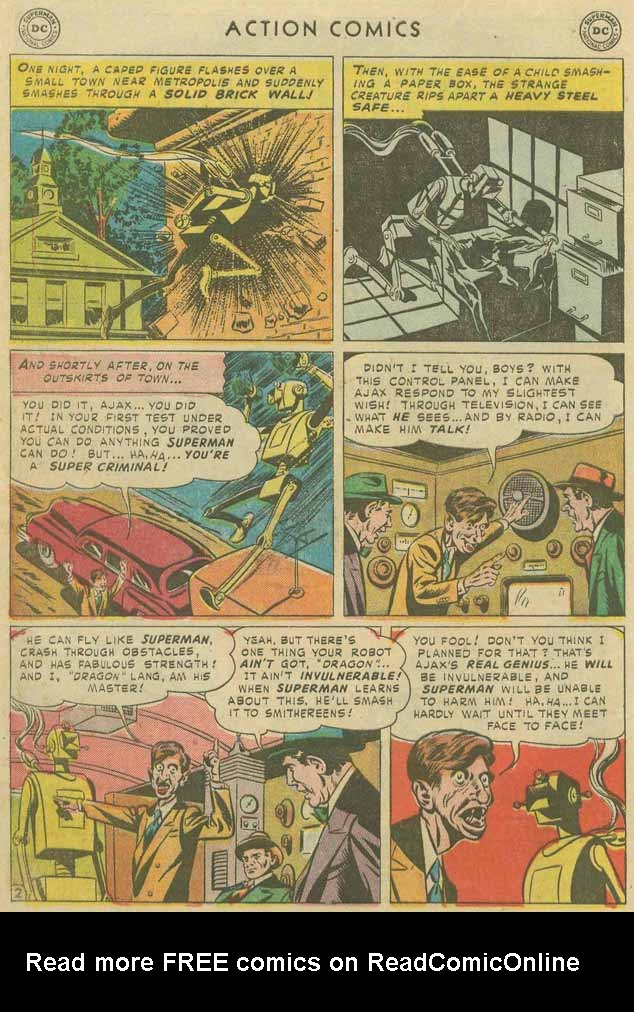 Read online Action Comics (1938) comic -  Issue #173 - 6