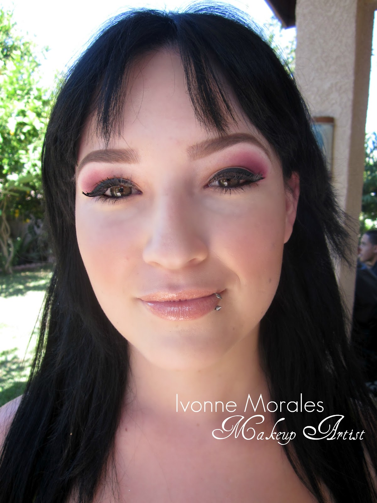 Real Beauty: Quinceañera Makeup