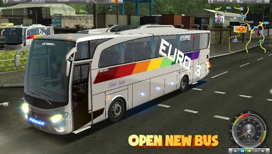 Download Bus Simulator Indonesia MOD Maleo v2 APK Terbaru