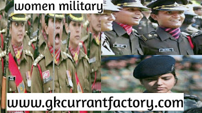 Indian army Recruitment women military police