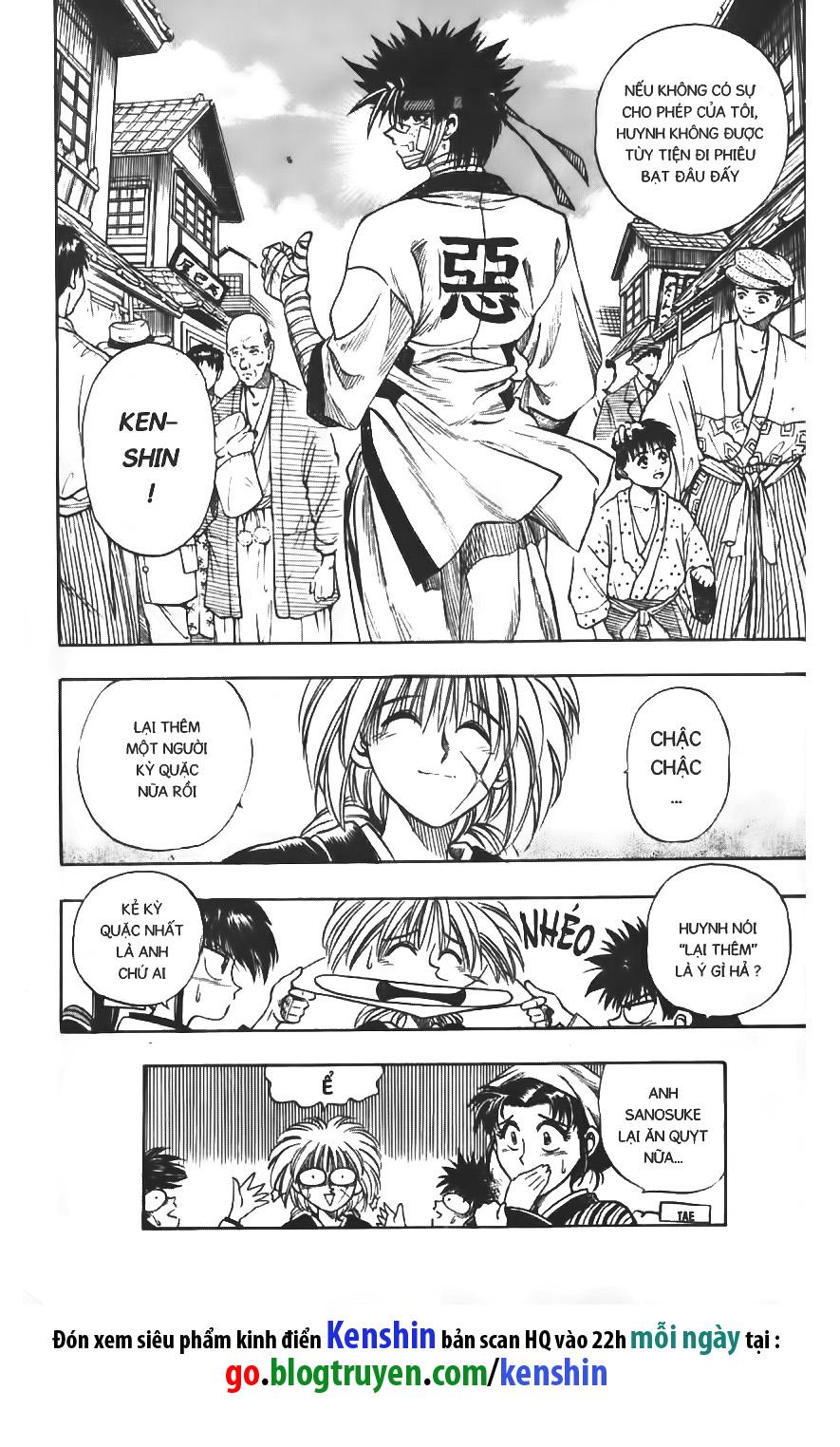 Rurouni Kenshin chap 8 trang 20