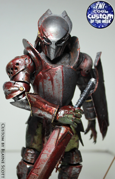 Custom Toys And Action Figures Tni Custom Toy Of The
