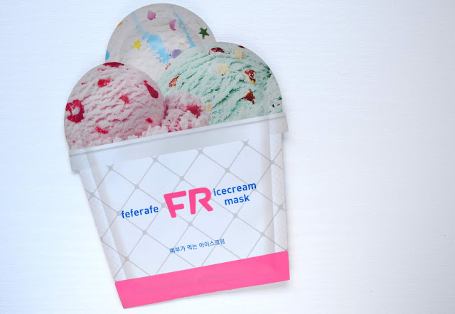 Feferafe Ice Cream Mask