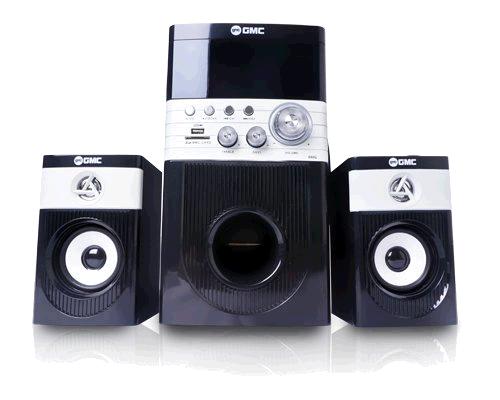 Speaker Aktif GMC 888Q - Harga Spesifikasi
