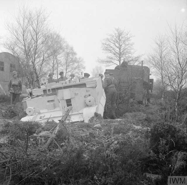 Universal carrier of 40th Royal Tank Regiment, 22 December 1941 worldwartwo.filminspector.com