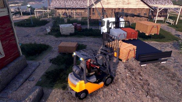 Lumberjack's Dynasty (2020) PC Game Español
