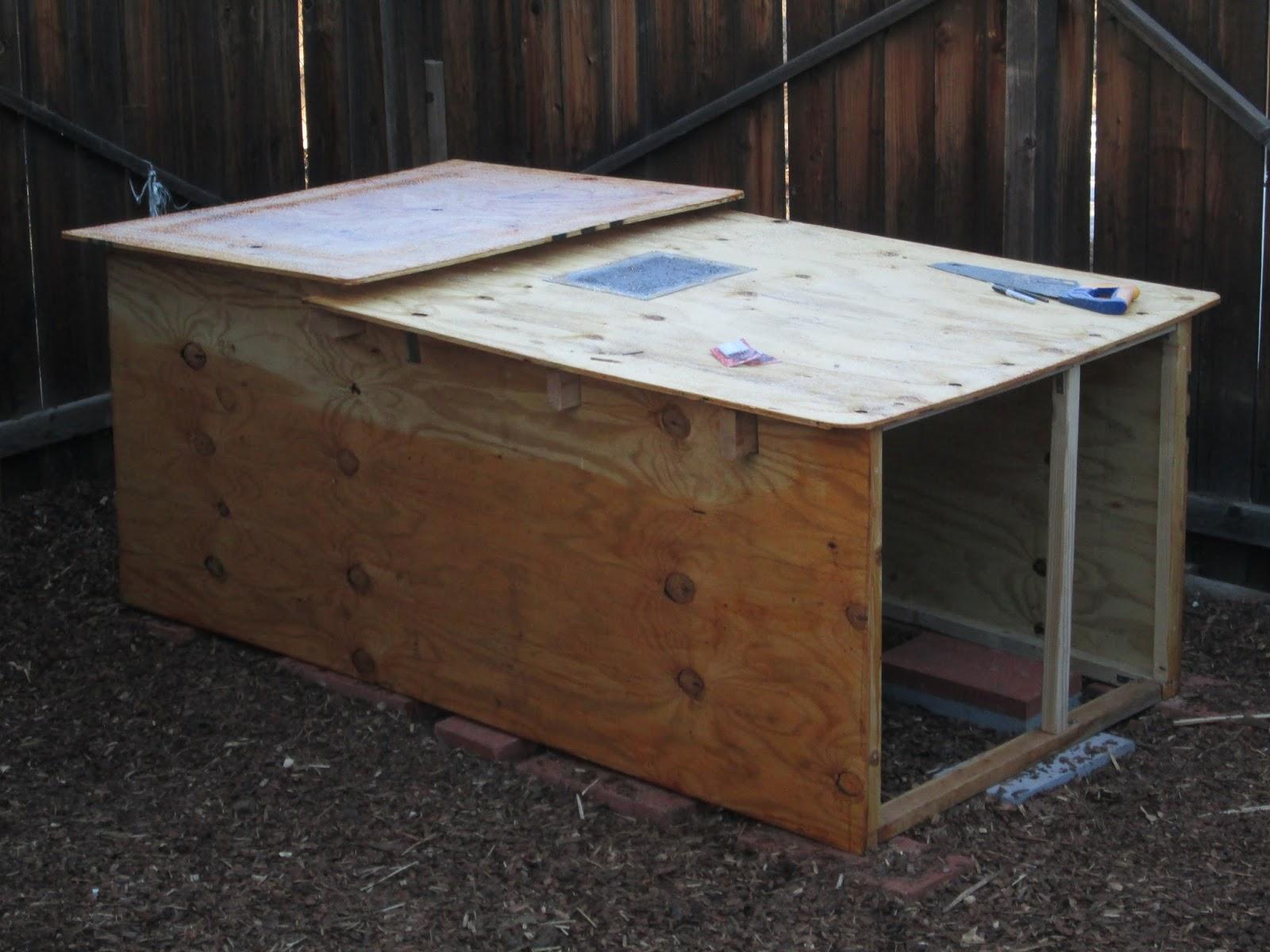 Dog House Insulation Ideas
