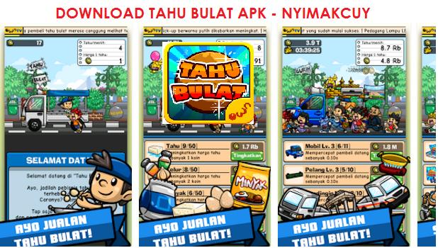 Download Tahu Bulat APK : Game Asli Buatan Indonesia