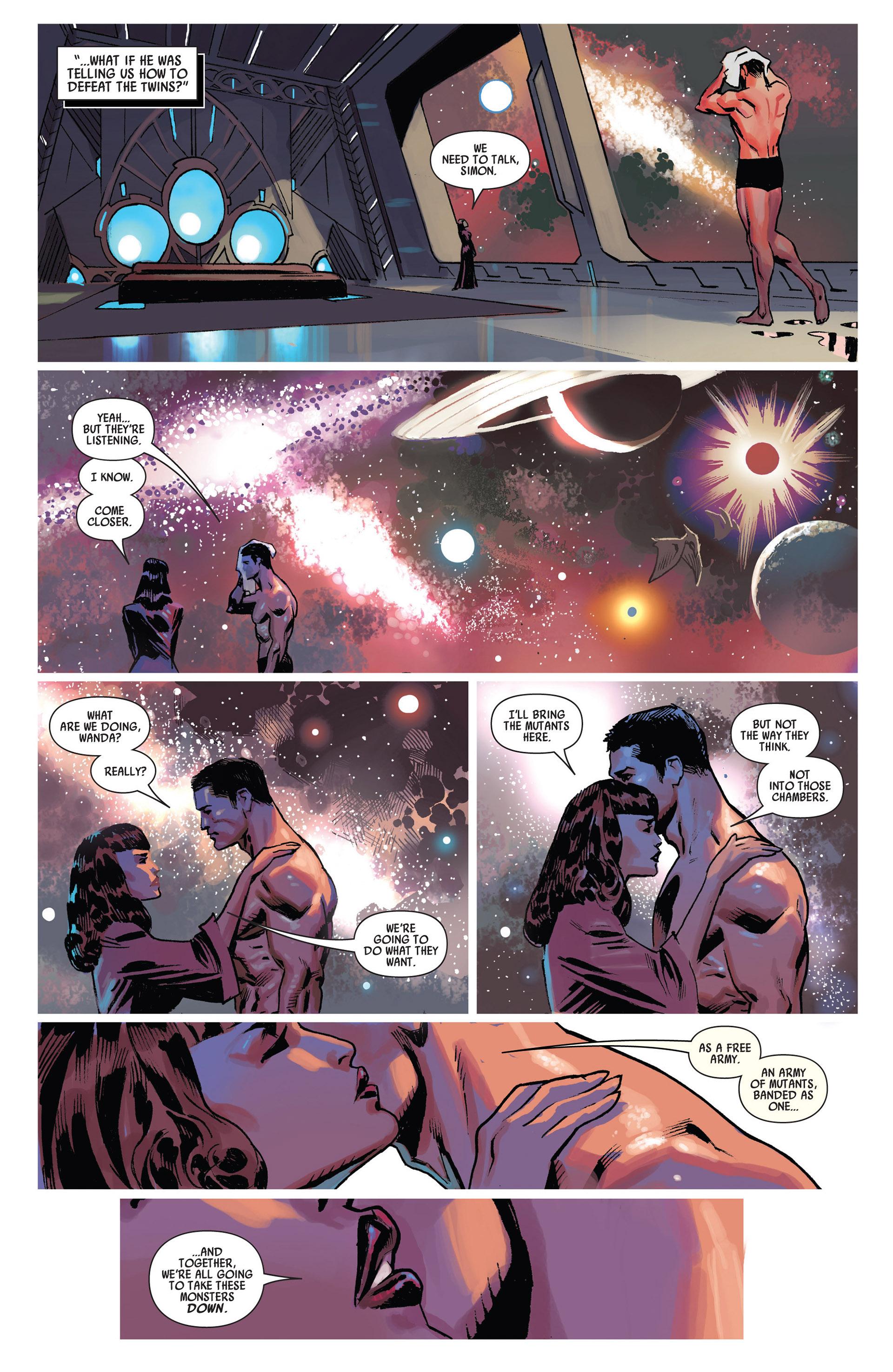 Read online Uncanny Avengers (2012) comic -  Issue #13 - 17