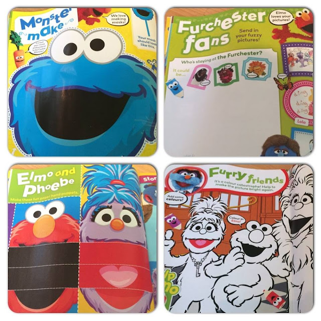 The Furchester Hotel magazine is full of fun activities to entertain children