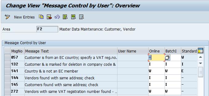 All About SAP: SAP Vendor Master Data Configuration