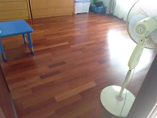 Penjual Lantai kayu kota Mojokerto
